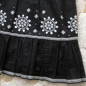 kate spade Dresses - Black ikat style Kate Spade dress, size 12